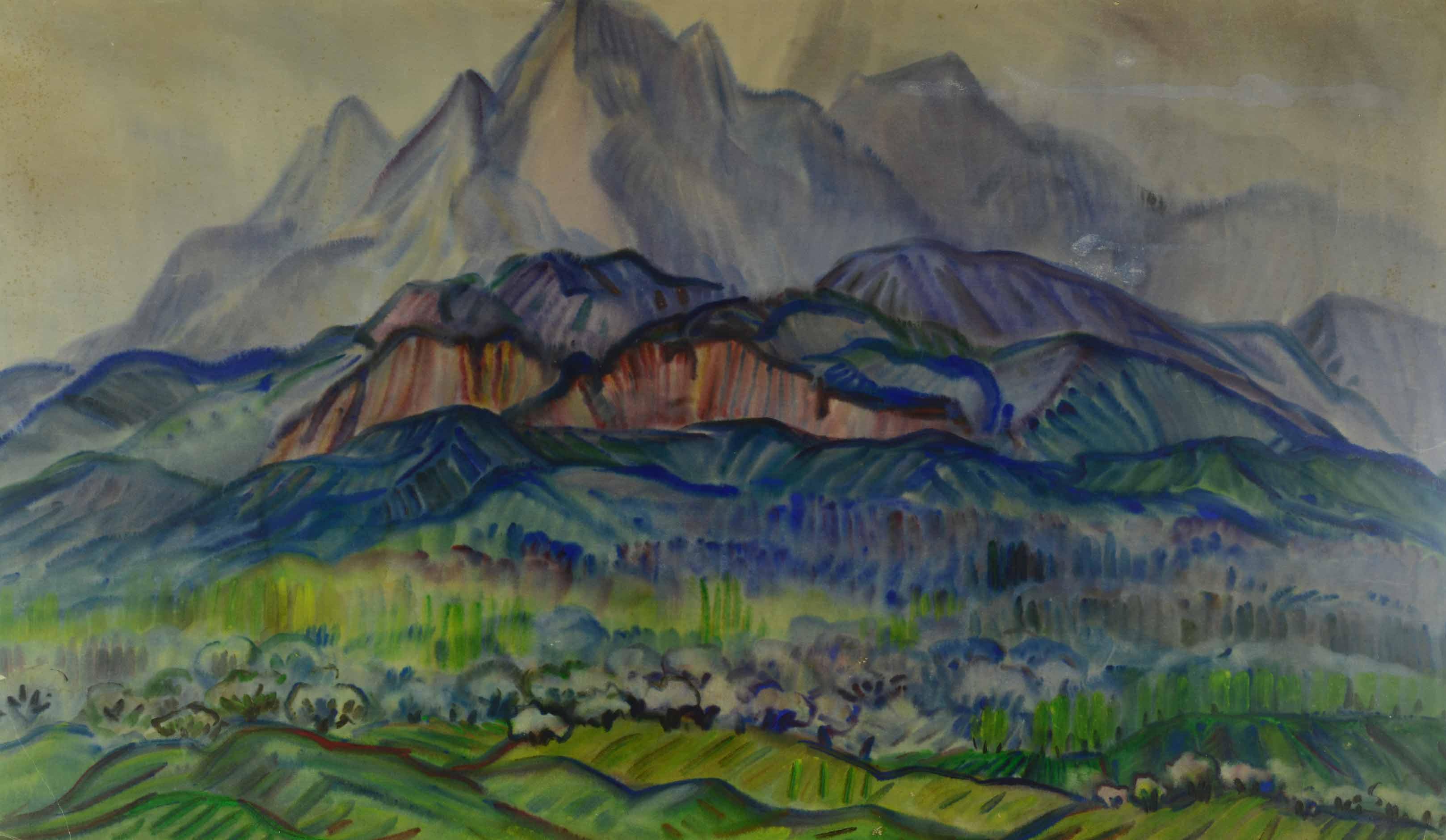 Наши горы